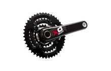 SRAM X.0 GXP Pédalier 44-33-22 Dents 175 mm